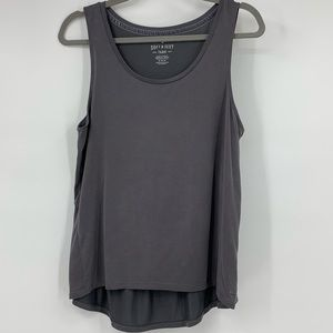 American Eagle outfitters soft and sexy tank gray